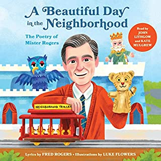 A Beautiful Day in the Neighborhood audiobook cover art