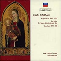 Bach, J.S.: a Bach Christmas
