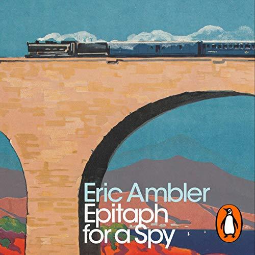 Epitaph for a Spy Titelbild