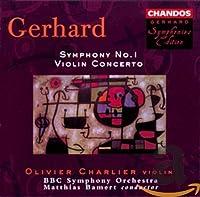 Symphony 1 Violin Concerto