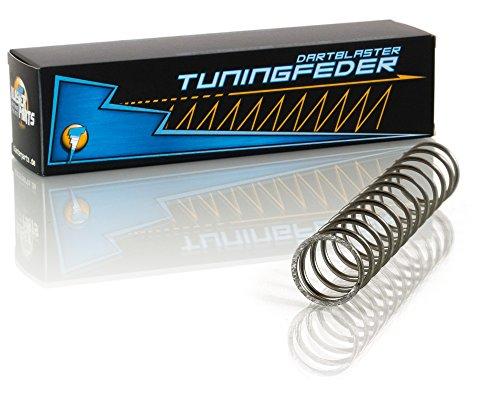 Blasterparts - Tuning-Feder passend für Nerf N-Strike Elite XD Modulus Recon MKII - Dartblaster Modding für Mehr Reichweite und Schnelle Darts - Blaster-Tuning & Zubehör
