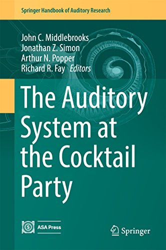 The Auditory System at the Cocktail Party (Springer Handbook of Auditory Research 60)