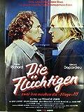 Die Flüchtigen - Gerard Depardieu - Videoposter A1 84x60cm