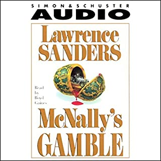 McNally's Gamble audiobook cover art