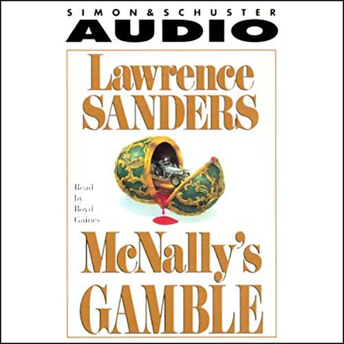 McNally's Gamble     An Archy McNally Novel              De :                                                                                                                                 Lawrence Sanders                               Lu par :                                                                                                                                 Boyd Gaines                      Durée : 3 h et 9 min     Pas de notations     Global 0,0