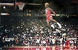 Michael Jordan Poster Slam Dunk Contest (89,6cm x 59,5cm) +