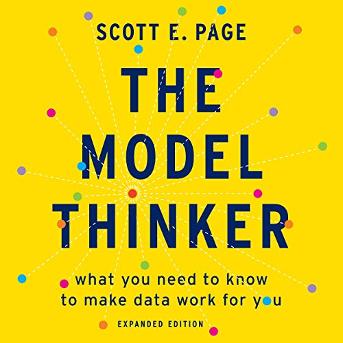 The Model Thinker Audiobook By Scott E. Page cover art