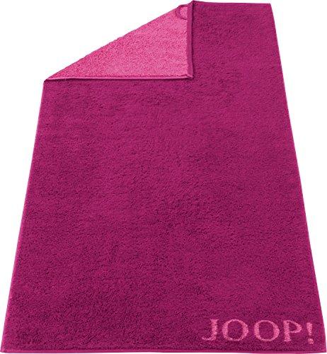 Joop! Duschtuch Classic Doubleface 1600 | 22 Cassis - 80 x 150