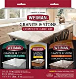 Best Granite Sealants - Weiman Granite and Stone Complete Care Kit Review