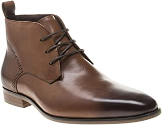 SOLE Roscoe Mens Boots Tan