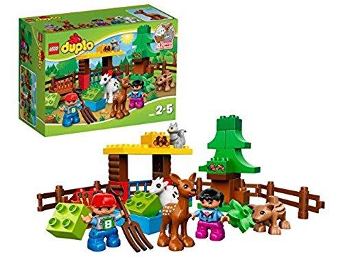 LEGO 10582 - Duplo Foresta Animali