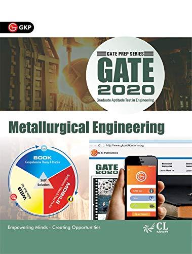 GATE Metallurgical Engineering Guide