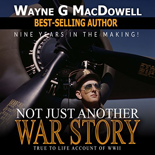 Not Just Another War Story cover art