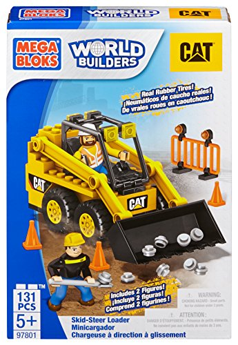 First Builders - Cat cargadora (Mega Bloks 97801)