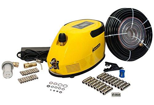 Garland FOGGY GARDEN - Nebulizador para la climatización de exteriores 24 V...