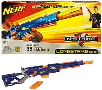 longstrike cs 6 target