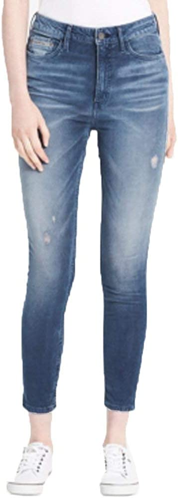 Calvin Klein OFFer Jeans High Rise Pant Corduroy Skinny Gorgeous Ankle
