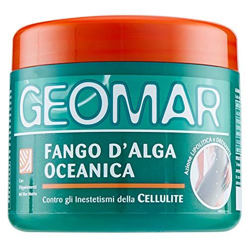 Geomar Fango Alga Oceanica 650g mit Meeresalgen Anti Cellulite Körperpflege - enthält nur natürliche Inhaltsstoffe