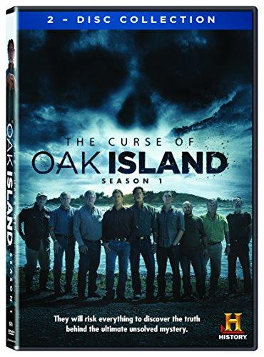 Curse Of Oak Island / (Ws Dol) [DVD] [Region 1] [NTSC] [US Import]