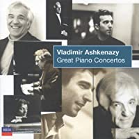 Great Piano Concertos by Vladimir Ashkenazy (2003-11-25)