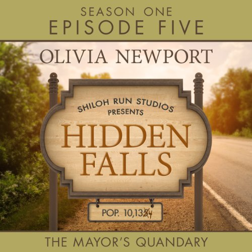 The Mayor's Quandry audiobook cover art