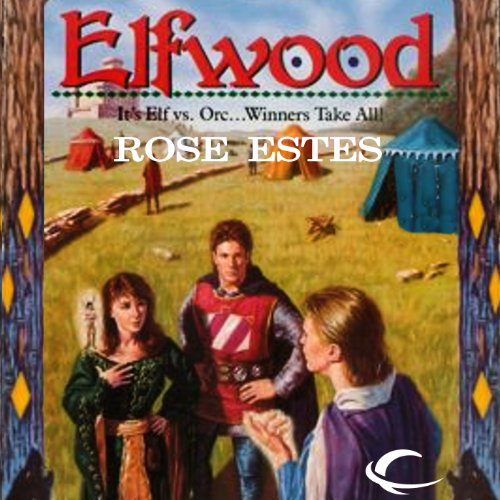 Elfwood audiobook cover art