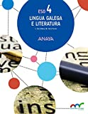 Lingua Galega e Literatura 4. (Aprender é crecer en conexión) - 9788469812518