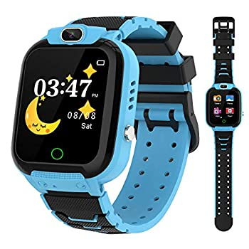 Vakzovy Smart Watch for Kids Boy Toys for 3-8 Year Old Boys Touchscreen Toddler Watch with Camera Game Kids Watches Electronics Educational Toys USB Charging Birthday Gifts for Boys Ages 4 5 6 7