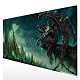 Beyme 90x40 Illidan Stormrage003 90x40 Illidan Stormrage003 Tapis de souris 90x40...