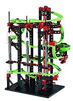 fischertechnik Kugelbahn Dynamic M mit Kettenaufzug und Klangrohren - für Kinder ab 7 Jahren - 4 spannende Kugelbahn-Modelle