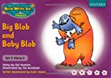 Read Write Inc. Phonics: Purple Set 2 Storybooks: Big Blob and Baby Blob