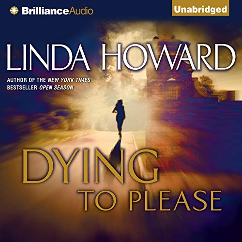 Dying to Please audiobook cover art