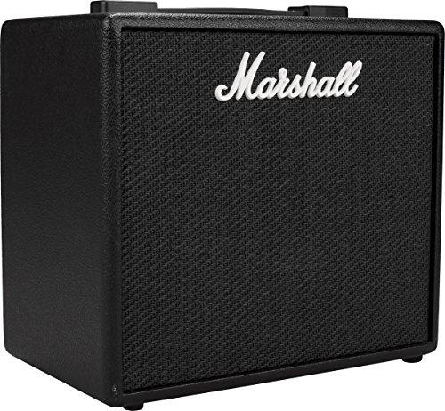 Marshall Code, 25 Watt Bluetooth Gitarren Combo Verstärker