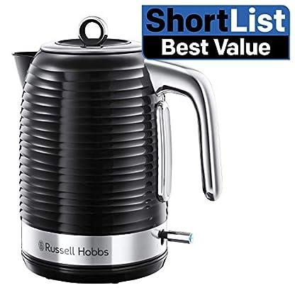 Russell-Hobbs-24361-Inspire-Wasserkocher-3000-W-17-Liter-Schwarz-mit-Chrom-Akzente-Vereinigtes-Knigreich-Stecker