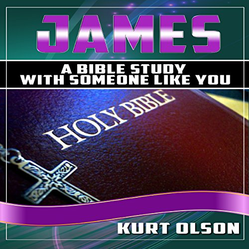 James: A Bible Study With Someone Like You cover art