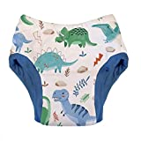 Thirsties Reusable Cloth Potty Training Pant Medium - Classic Jurassic