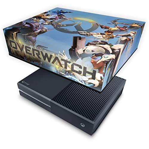 Capa Anti Poeira para Xbox One Fat - Overwatch