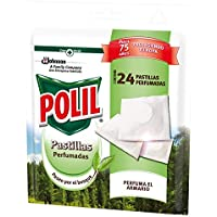 Polil Raid - Pastillas Perfumadas Antipolillas con Aroma Paseo por el Bosque, 24 pastillas