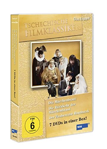 Die Märchenbraut - Komplettbox (7 DVDs)