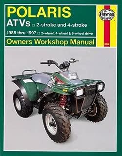 Haynes M2302 Polaris ATV 250 500cc, '85'97 ( Repair Manuals), Black (Haynes Repair Manuals)