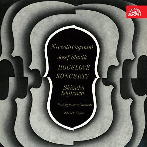 Shizuka Ishikawa, Zdeněk Košler, Prague Chamber Orchestra