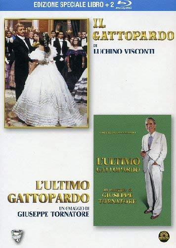 Il Gattopardo (Box Br+Dvd+Libro)