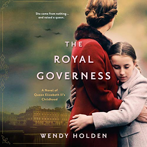 The Royal Governess  By  cover art
