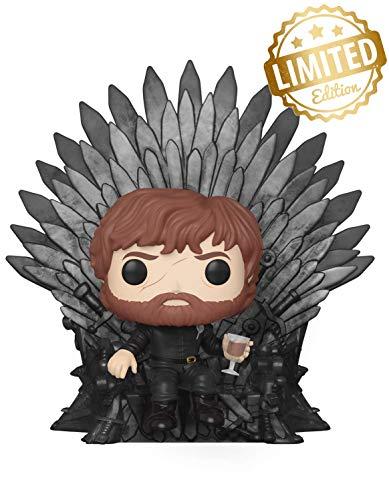Funko Pop! Juego de Tronos, Tyrion Sentado en Hierro Trono