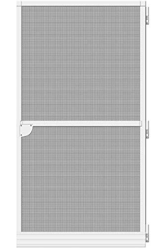 Schellenberg 70926 Insektenschutztür BASIC, Fliegengittertür für Balkontür & Terrassentür, 100 x 210 cm