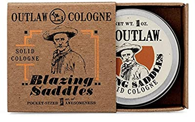 Outlaw Blazing Saddles Solid