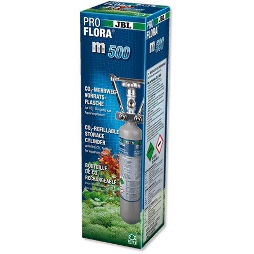 JBL- ProFlora m500 CO₂ Mehrweg-Vorratsflasche 500 g
