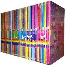 Rainbow Magic Collection 42 Books Gift Set Pack (Pop Star Fairies, Twilight Fairies, Ocean Fairies, Music Fairies, Magical Animal Fairies) by Daisy Meadows (2012-05-03)