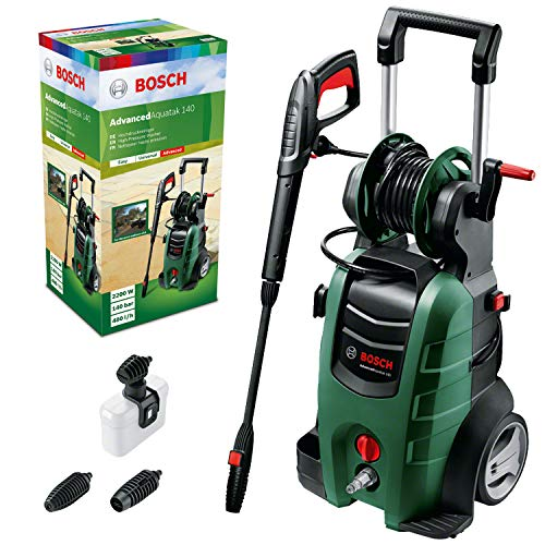 Bosch Home and Garden Hochdruckreiniger AdvancedAquatak 140 (2100 Watt, im Karton)