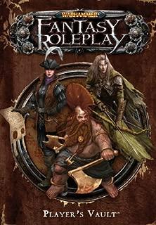 Warhammer Fantasy Roleplay Player's Vault
